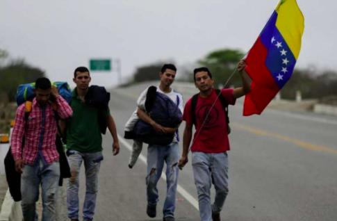 Comunidad Andina alberga al 60 % de los 5 millones de venezolanos emigrados
