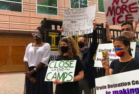 Legisladores de EEUU exigen investigar esterilizaciones a migrantes detenidas
