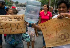 Aumentan las protestas en Venezuela por fallos en los servicios públicos
