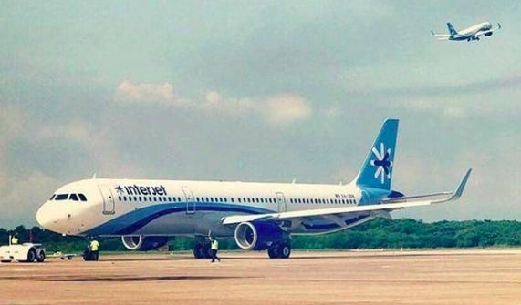 Interjet niega problemas de desabasto tras quejas de viajeros mexicanos