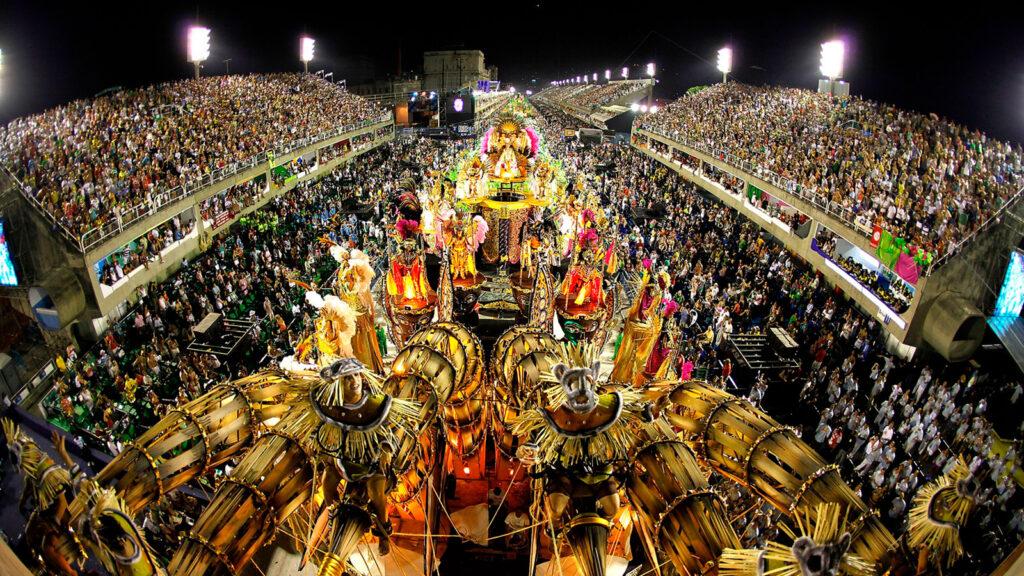 Carnaval de Río queda en suspenso por culpa de la pandemia