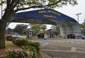 Concluye bloqueo de seguridad por amenaza en base aeronaval de Florida