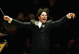 Dudamel debuta en Teatre del Liceu de Barcelona
