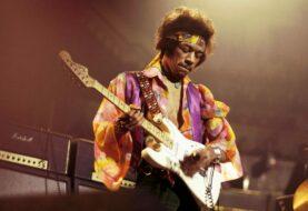 El estilo Inconfundible de Jimi Hendrix lo hace leyenda 50 años después de su muerte