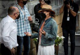 Johnny Depp y Matt Dillon, entre las estrellas del Festival de San Sebastián