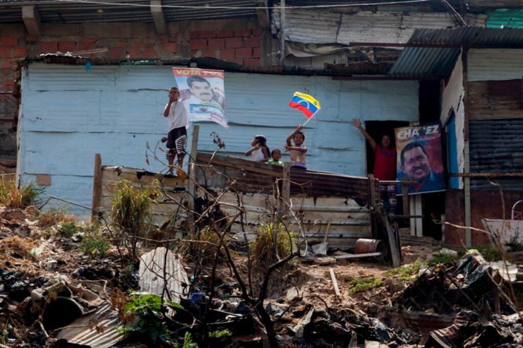 La paciencia es algo que ya el venezolano no tiene