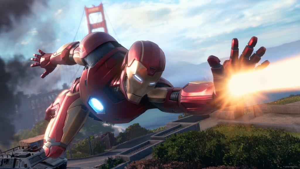 """Los Vengadores dan el salto a las consolas con """"Marvel's Avengers"""""""