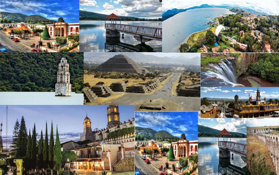México pretende aliviar la fuerte caída del turismo con feria digital