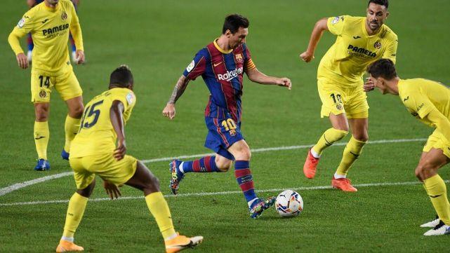 Messi es el deportista más rentable en Instagram