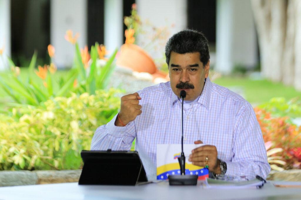 Acusan a régimen venezolano de graves crímenes