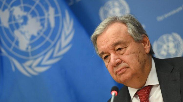 """ONU llama al mundo a """"reconstruir"""" su relación con la naturaleza"""