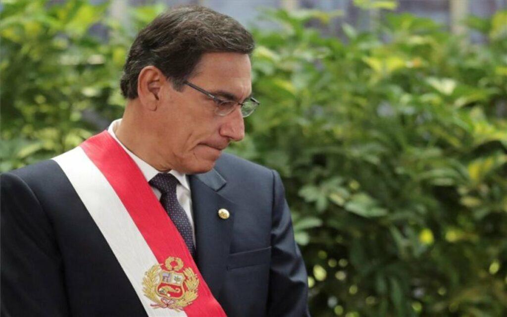 Presidente de Perú afirma que no ha cometido ningún acto ilegal