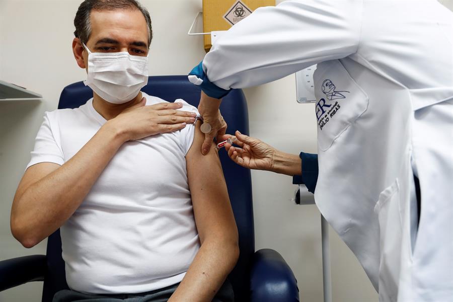 Rusia suministrará 50 millones dosis de vacuna anti-COVID a estado de Bahía