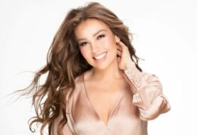 Thalía avanza hacia los 50 años con una actitud zen
