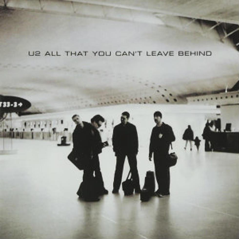"""U2 relanza el disco """"All That You Can't Leave Behind"""" por su 20 aniversario"""