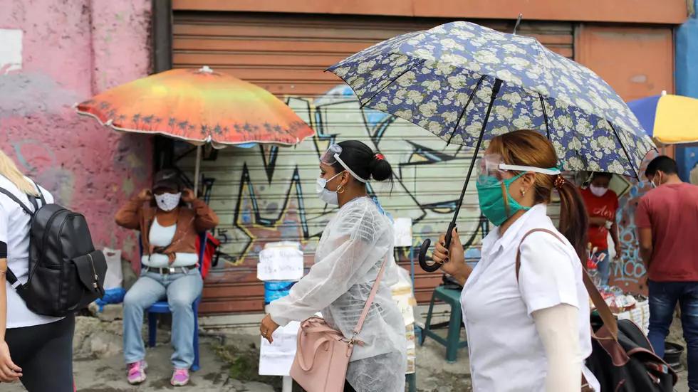 Venezuela supera de nuevo los 1.000 casos de COVID-19