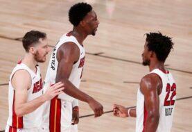 Dragic y Adebayo llevan a los Heat al segundo trifuno sobre Celctics