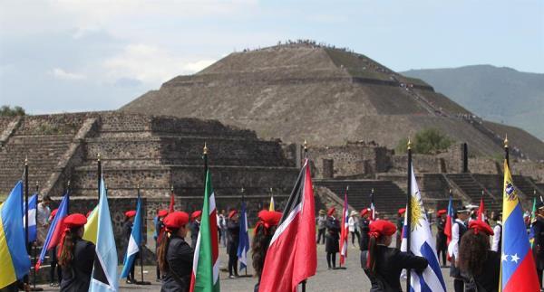 Las ruinas de Teotihuacan reabren en México con estrictas medidas sanitarias