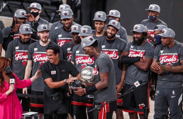 Heat vuelve a su sexta final NBA