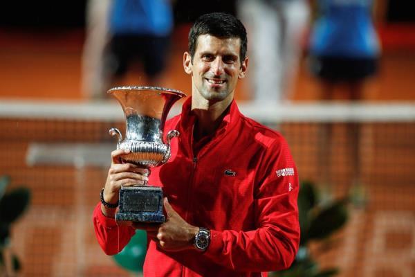 Djokovic gana en Roma y es el nuevo emperador de los Masters ATP