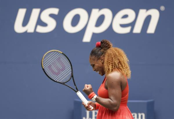 Serena Williams avanza a las semifinales