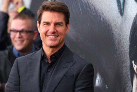 """Tom Cruise afronta ya en Roma su séptima """"Misión Imposible"""""""