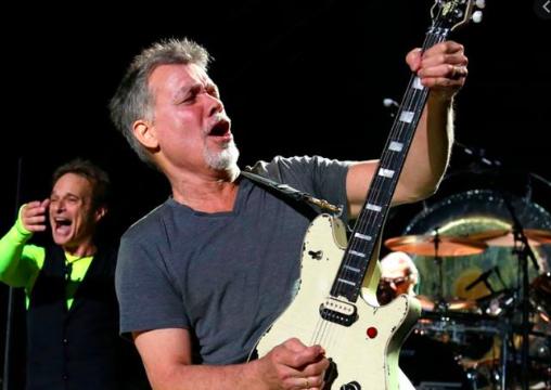 Muere Eddie Van Halen, icono del rock y cofundador de Van Halen