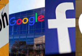 Congresistas EEUU piden dividir firmas como Amazon, Facebook, Google y Apple