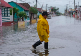 Delta recobra fuerzas sobre el Golfo de México camino de Luisiana