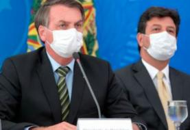 """Bolsonaro insiste en que el COVID-19 ha sido """"sobredimensionado"""""""