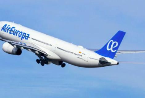 Air Europa reanuda rutas a Latinoamérica y duplicará sus vuelos