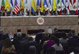 EEUU intentará aprobar en la OEA dos resoluciones sobre Nicaragua y Venezuela