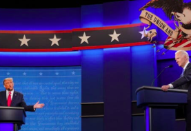 Trump y Biden por fin debaten y exhíben diferencias insalvables en casi todo