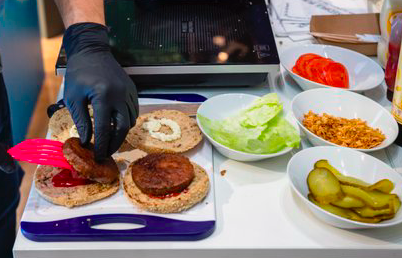 Hamburguesa vegetal podrá seguir siendo una hamburguesa