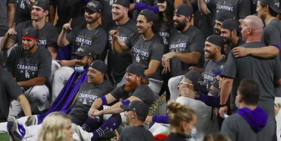Dodgers y Lakers convierten a Los Ángeles en la capital de los campeones