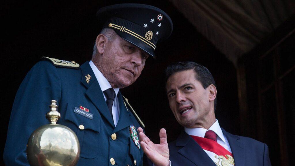 EEUU niega la libertad bajo fianza a exministro mexicano