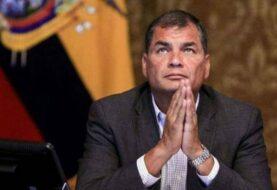Ecuador espera que Interpol emita notificación roja contra Correa