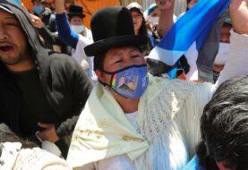 El triunfo del MAS en Bolivia a la espera del cómputo oficial