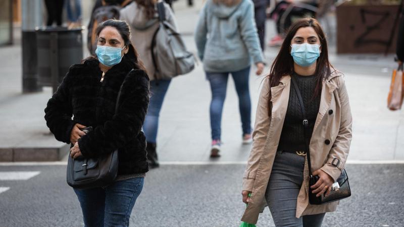 España supera los 800.000 contagios por coronavirus