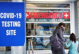 Estados Unidos suma otras 835 muertes por la covid-19