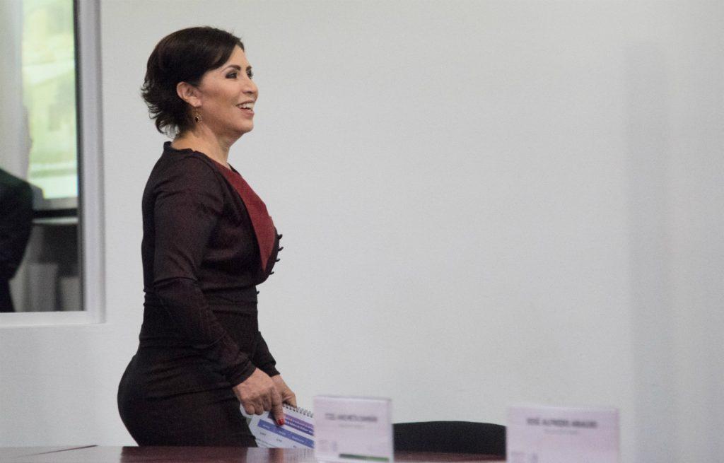 """Exministra mexicana en prisión asegura ser casi una """"rehén"""" de la Fiscalía"""