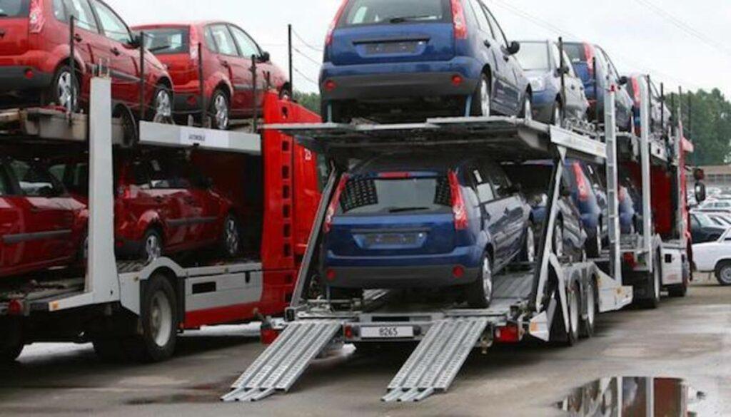 ONU alerta de la polución de vehículos usados que se exportan a países pobres
