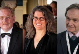 Tres reveladores de los agujeros negros para el Nobel de Física