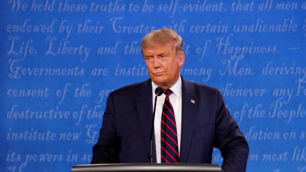 Tribunal dictaminó que puede exigir a Trump la declaración de impuestos