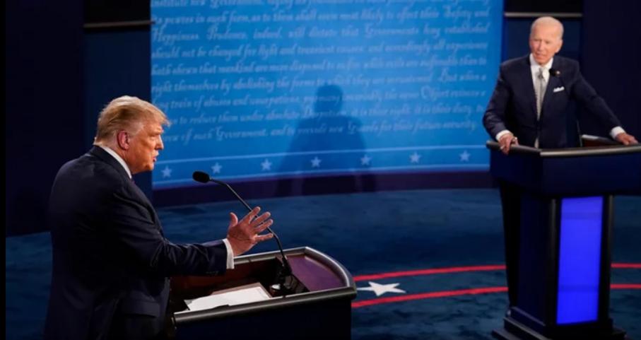 """Trump afirma que él no es """"contagioso"""""""