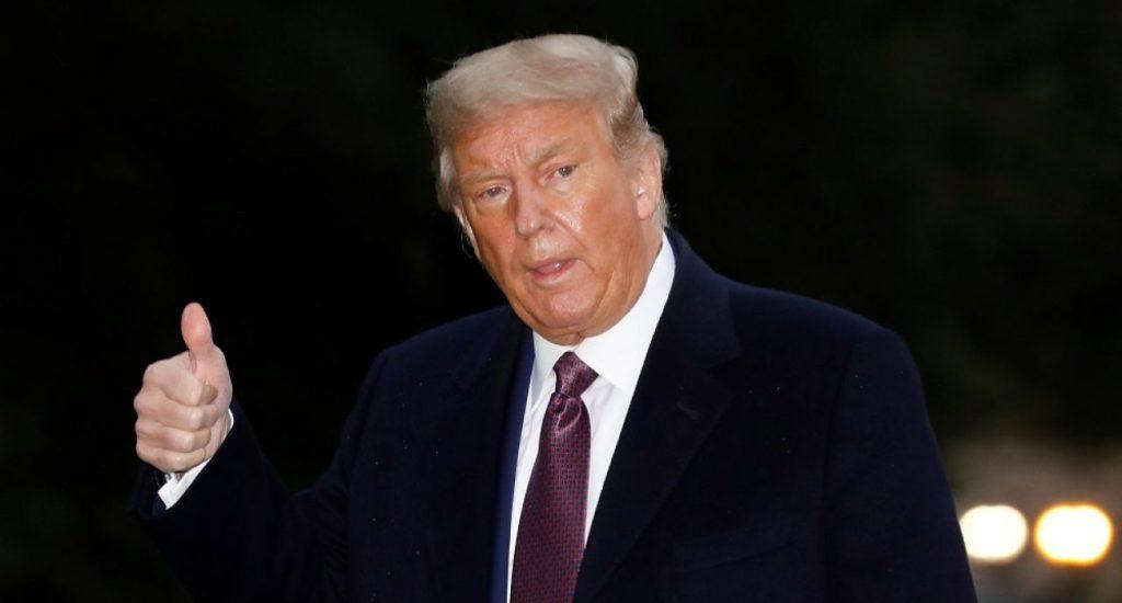 Trump critica a China pero mantiene una cuenta bancaria en el país