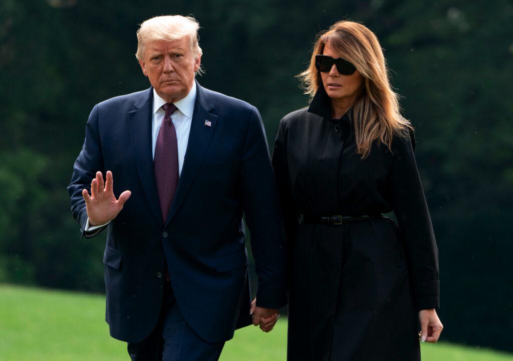 Trump y su esposa dieron positivo para COVID-19