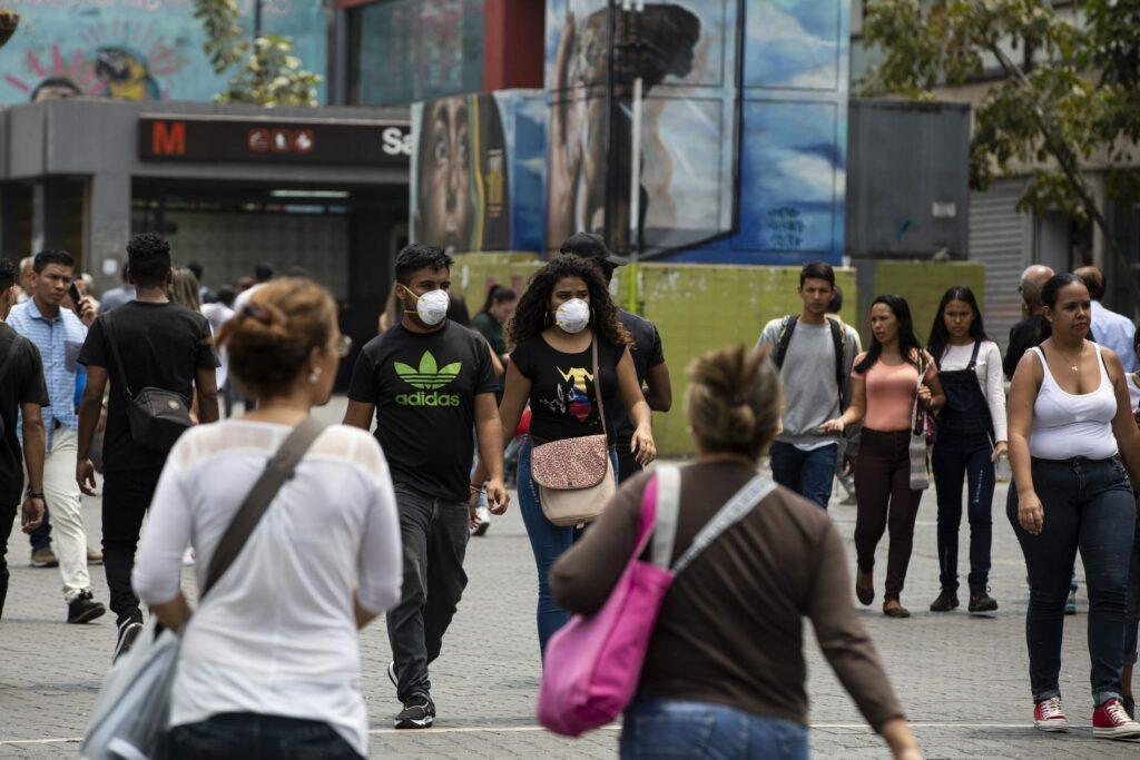 Venezuela supera los 90.000 contagios por COVID-19
