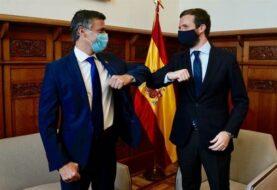Partido Popular español anima a López a defender la libertad de Venezuela