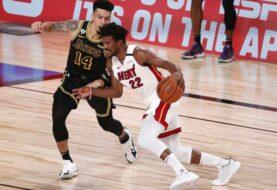 Lakers apagan la llama de unos diezmados Miami Heat y colocan la final 2-0